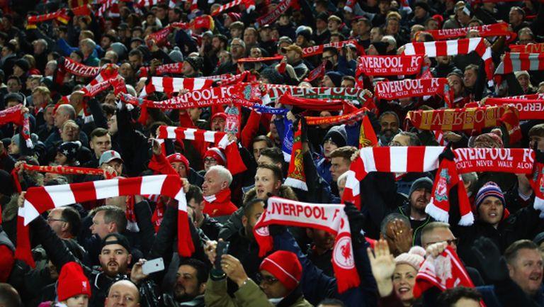 Ливърпул компенсира финансово недоволните фенове