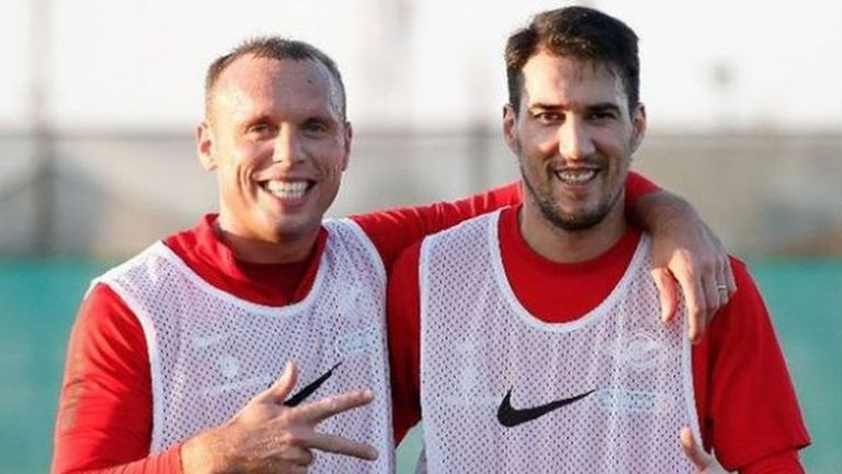 Капитанът на Спартак за Ивелин: Легенда на българския футбол!