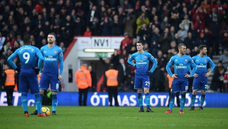 Това е най-лошият Арсенал от 20 години… и ще става още по-лош
