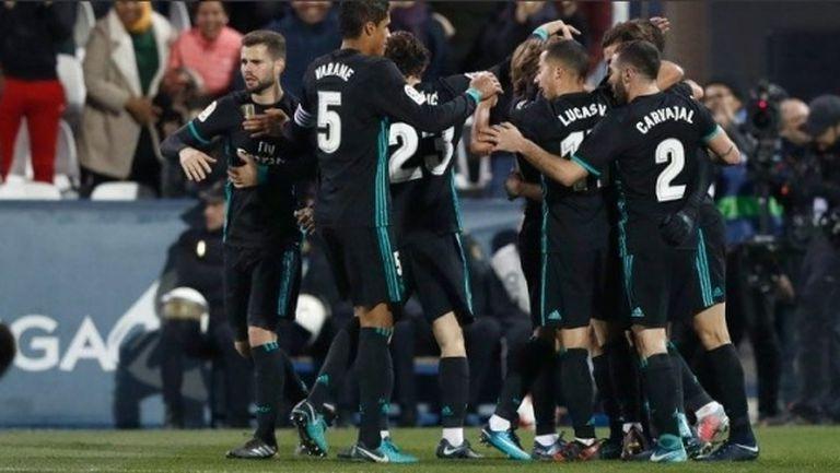 Реал се върна на победния път с измъчен успех за Купата на Испания (видео)
