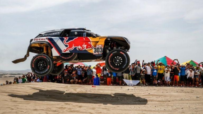 Сайнц е новият шампион на Дакар на сбогуване с Peugeot
