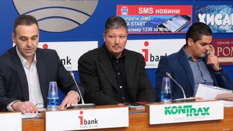 Василев за гафа на Ники Илиев: Пошегува се с Левски, провокира ги (видео)