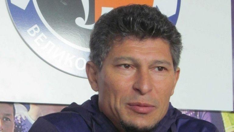 Балъков хвали талант пред хървати