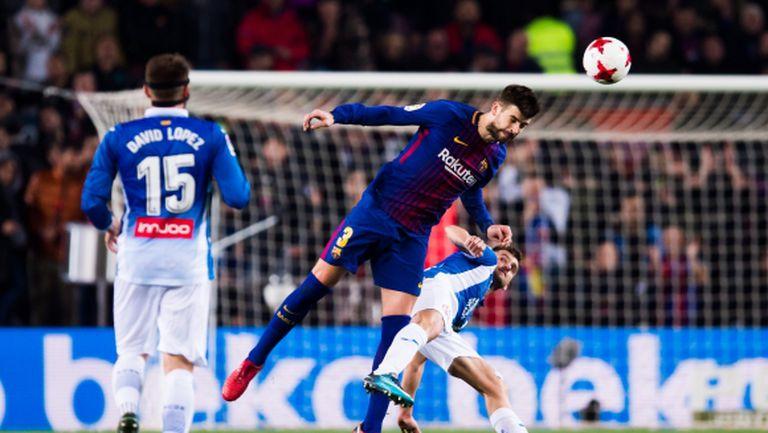 Нови драми с Барселона, искат наказания за Пике и Бускетс