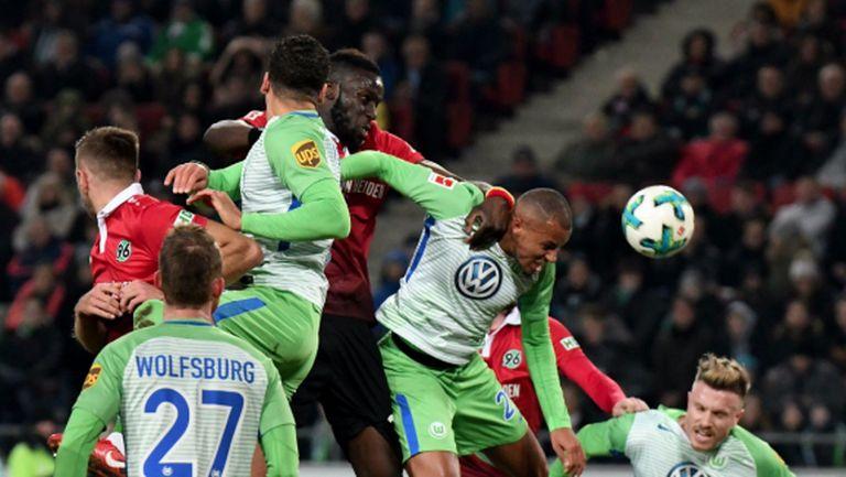 Вратарски гол зарадва Волфсбург на чужд терен