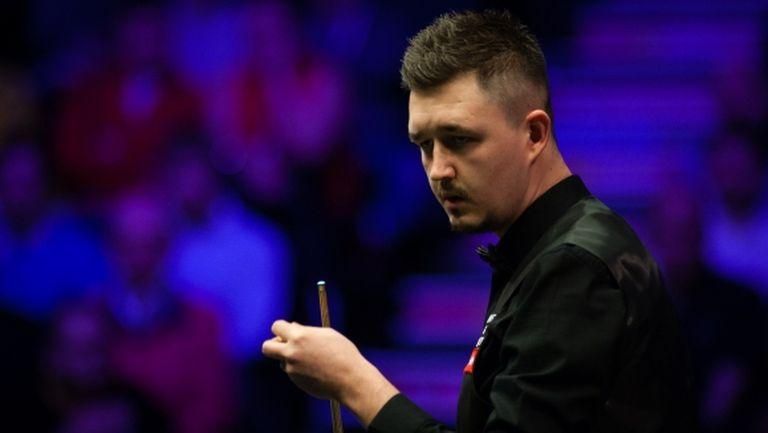 Хигинс и Уилсън в основната схема на China Open