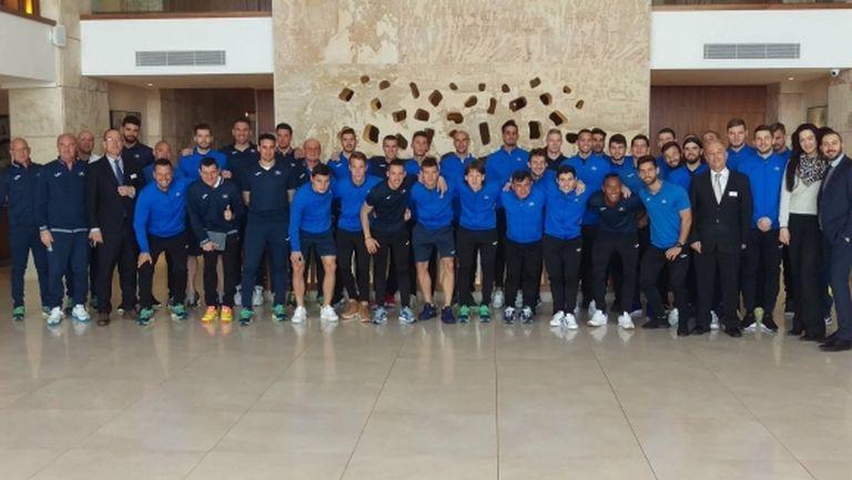 Хотел използва отбора на Левски за реклама