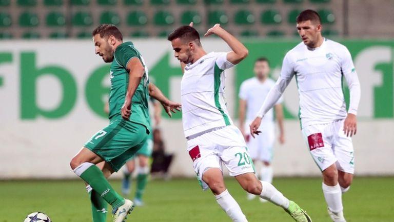 Томаш пусна футболистите на Берое в почивка