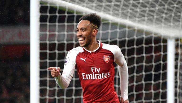 Обамеянг дебютира с гол, Мхитарян блесна с три аситенции, но героят на Арсенал бе друг (видео)