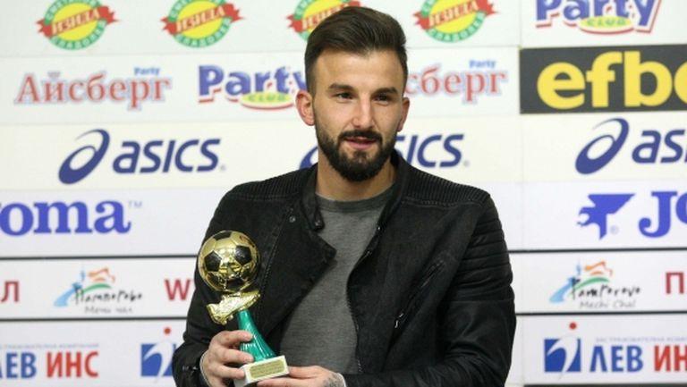 Хърватският шампион бил готов да извади 100 бона за Панайотов