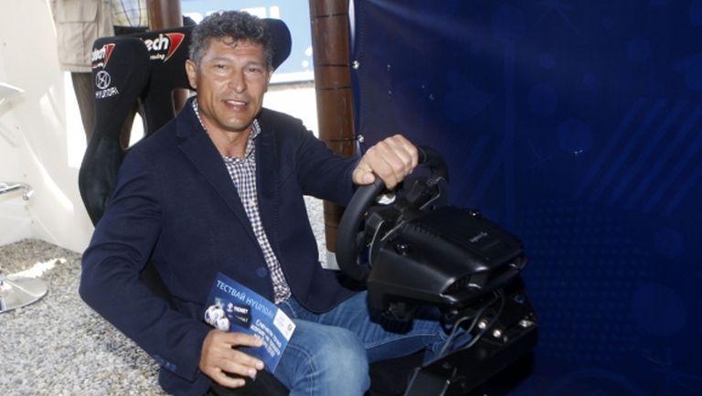 Етър предлага договор на хърватския вратар