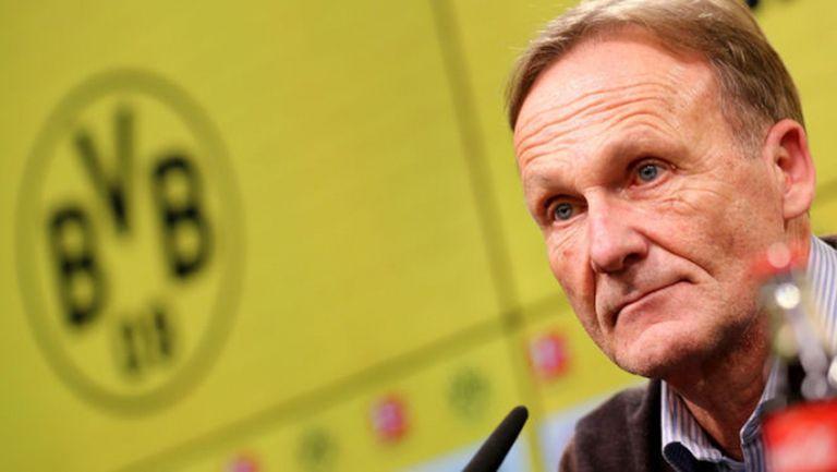 Край на цирковете в Дортмунд - предупредиха играчите какво ги очаква