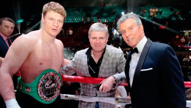 Рябински: Мачът Поветкин - Прайс е прекрасно подгряване за Джошуа