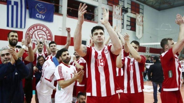 Тодор Алексиев показа световна класа! Олимпиакос удари ПАОК за рекорд в Гърция, Учиков заби 22 точки