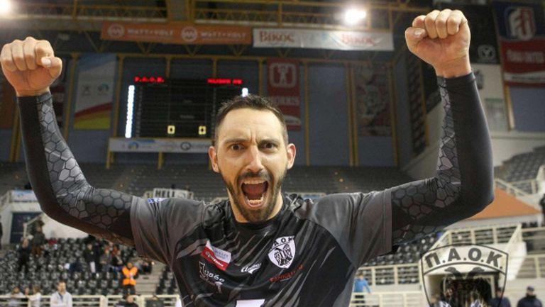 Учиков заби 19 точки и донесе първа победа на ПАОК в Шампионската лига (видео + снимки)