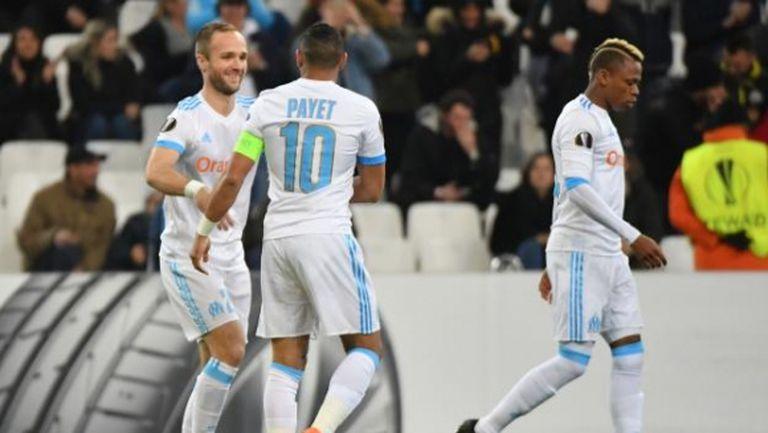 Олимпик Марсилия докосва 1/8-финалите (видео)