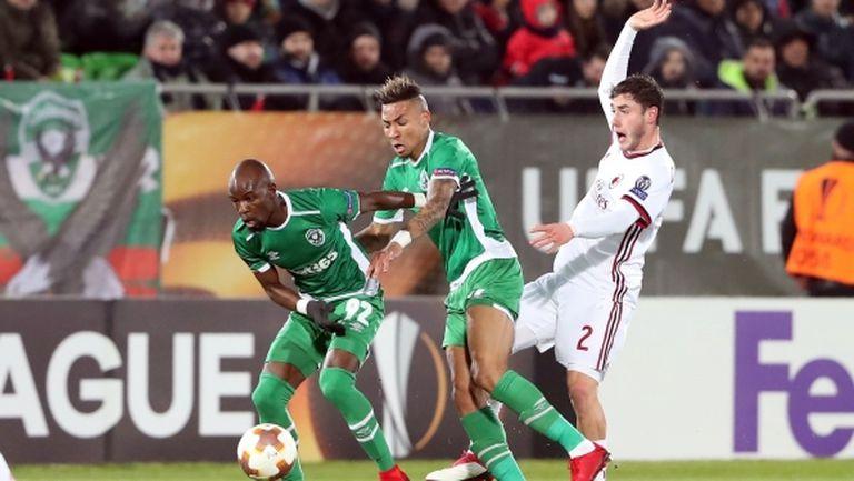 Звезда на Лудогорец: Има интерес към мен от Първа Бундеслига и Висшата лига