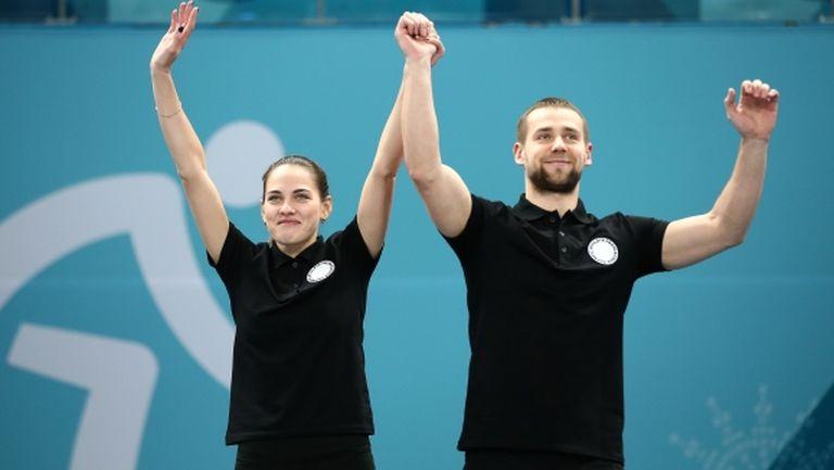 Съпругът на красивата Бризгалова е първият руснак с допинг в ПьонгЧанг