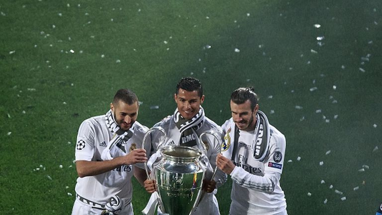 BBC на Реал било като кисело мляко с изтекъл срок на годност