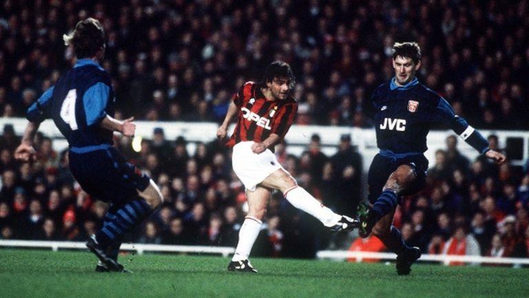 Арсенал и Милан имат стари сметки за уреждане