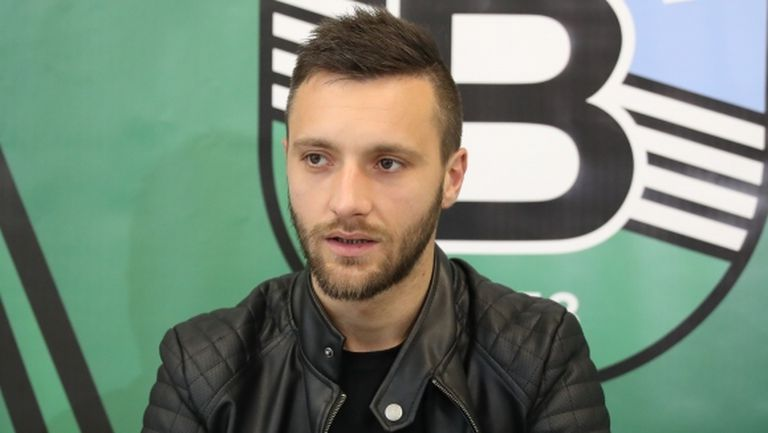 Орлин Старокин пред дебют за Витоша