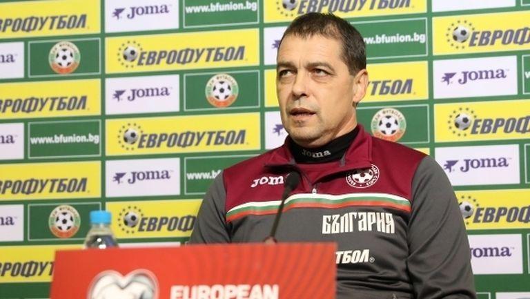 БФС поздрави рожденика Петър Хубчев
