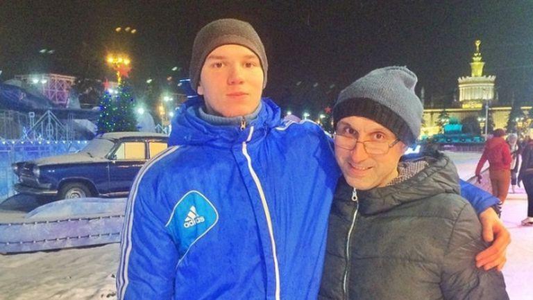 Бащата на първия българин в НХЛ: Горд съм с него!