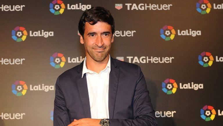 Раул: Зидан си остава правилният човек за Реал