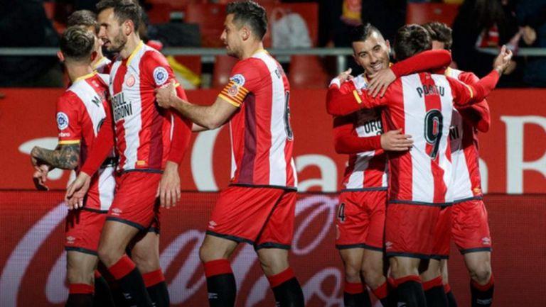 Жирона затвърди лудата каталунска футболна вечер