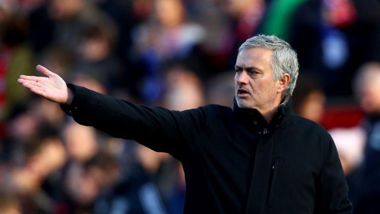 Моуриньо недоволен от ръководството на клуба