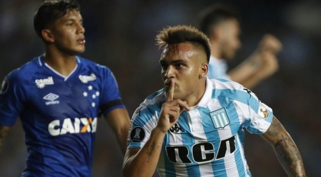 Новата звезда на Интер изригна с хеттрик в дебюта си за Либертадорес (видео)