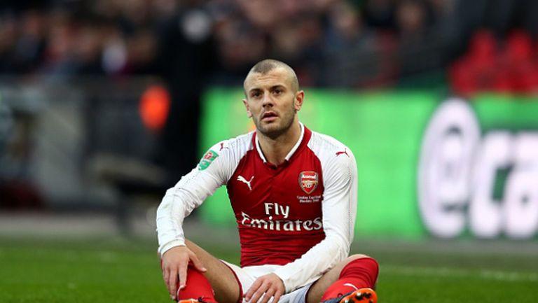 Мъка без край! Загуба след загуба за Арсенал от началото на 2018 година