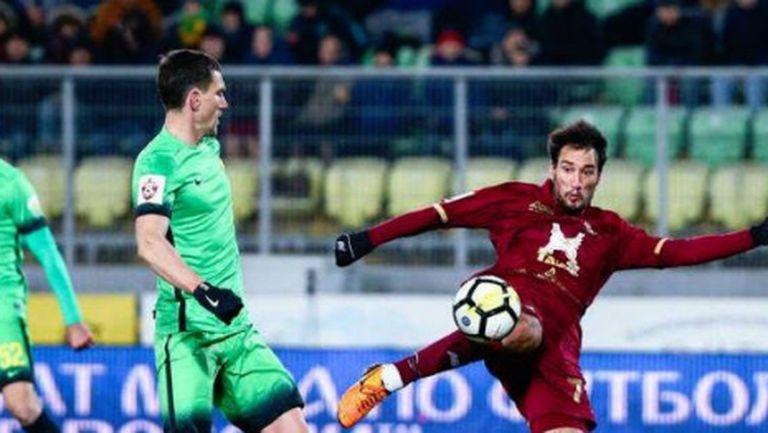 Попето с красив гол в дебюта си за Рубин (видео)