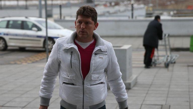 Стойчо Стоилов изригна срещу шефа на съдиите