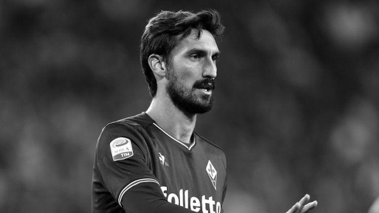 Футболният елит в Италия скърби след смъртта на Астори