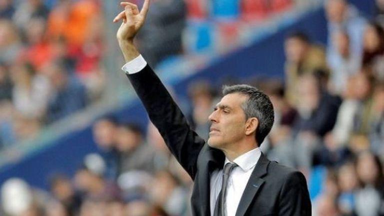 Леванте уволни треньора Хуан Мунис