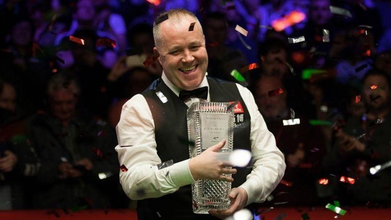 Неостаряващият Хигинс с рекордна титла на Уелс