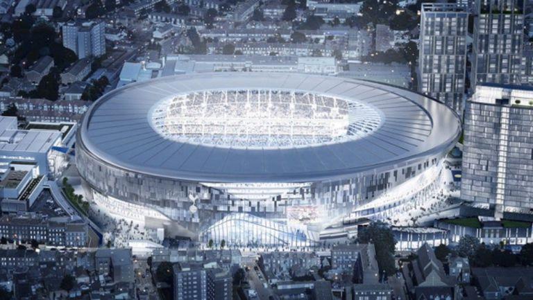Тотнъм получи разрешение за увеличаване на капацитета на новия стадион