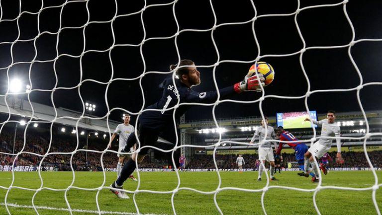 Де Хеа отхвърлил поредната оферта на Реал Мадрид