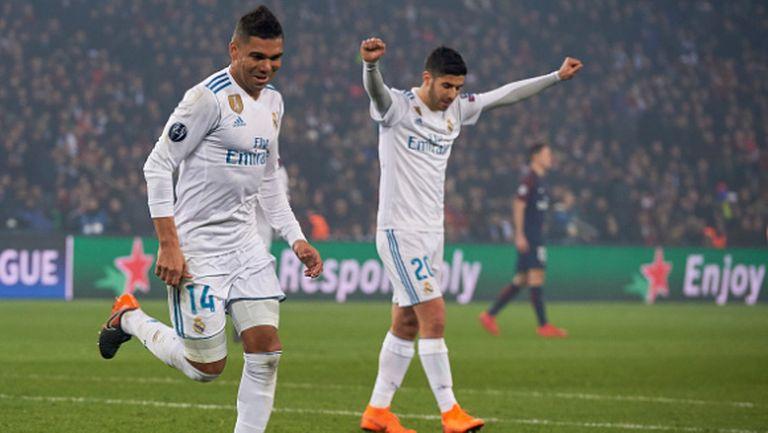 Реал Мадрид подгони постижение на Барса