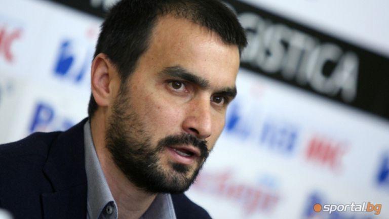 Добрев: Локомотив игра по-добре от нас, Чинков бе големият виновник в Разград (видео)