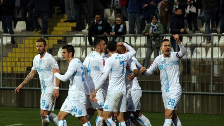 Риека без Божинов заби звучен шамар на Динамо (Загреб)