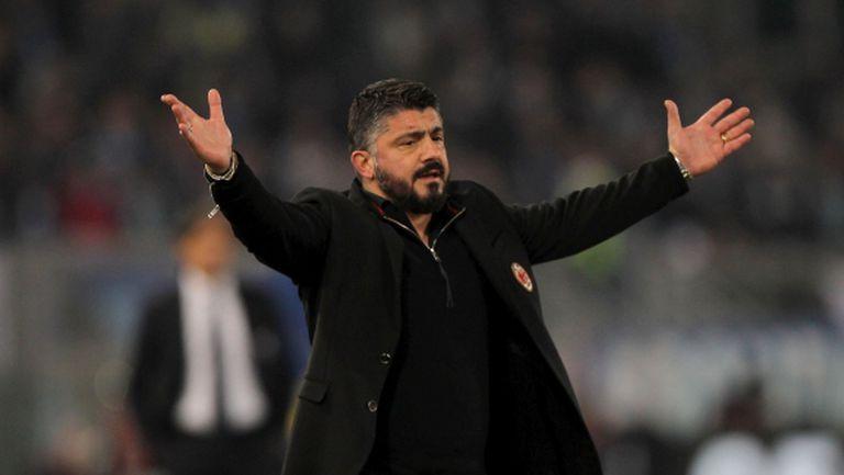 Гатузо: В момента италианският футбол не може да се сравнява с английския