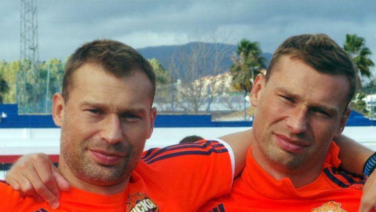 Братята Березуцкий се сбогуваха със Сборная