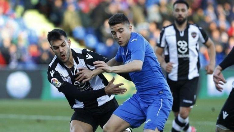 Леванте с много ценна победа край Мадрид