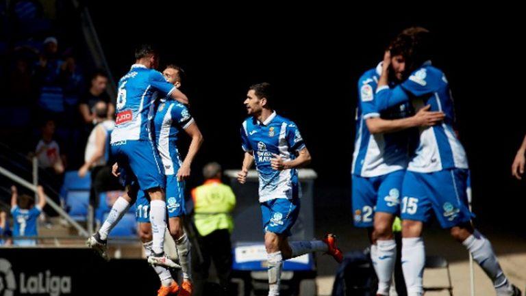 Еспаньол обърна Реал Сосиедад (видео)