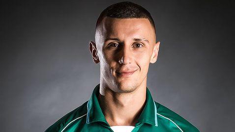 Даниел Кутев вече е играч на Левски (Лом)