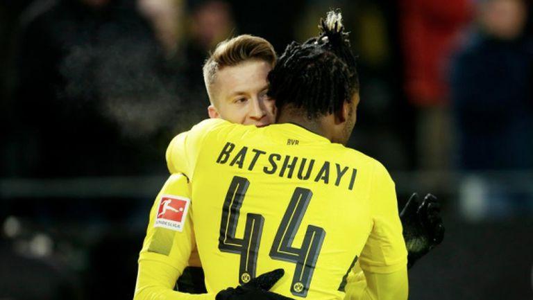 Ройс също не иска Батман да отлита от Дортмунд