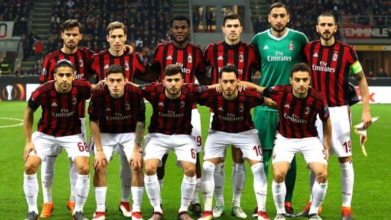Тримата десни защитници на Милан аут за Арсенал