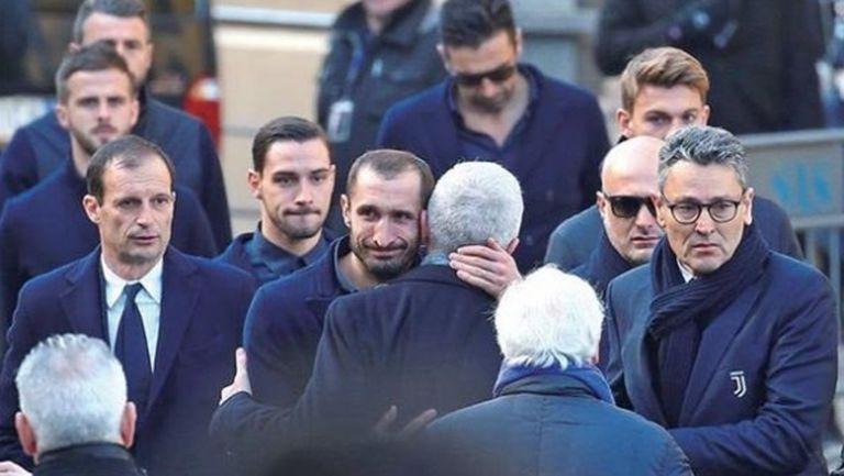 Буфон и Алегри платили полета за погребението на Астори